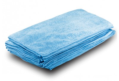 Budget Microfibre Cleaning Cloth 10-Packs