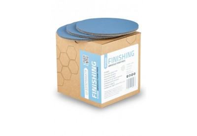 SP3000 Blue Finishing Pads 150mm