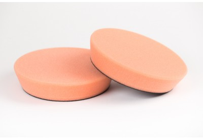 Orange Extreme Edge Detailer Pad 145mm