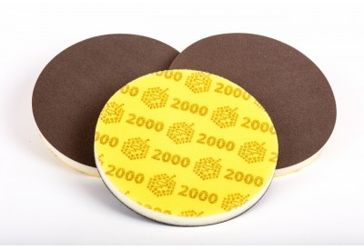SP2000 Abrasive Foam Blending Pads