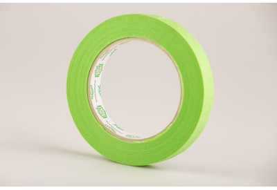 SP80 Green Masking Tape 18mm